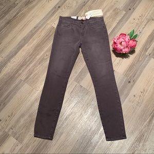 Current/Elliot Stiletto Jeans Raisin 25